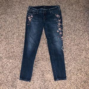 Silver jeans Elyse skinny jeans